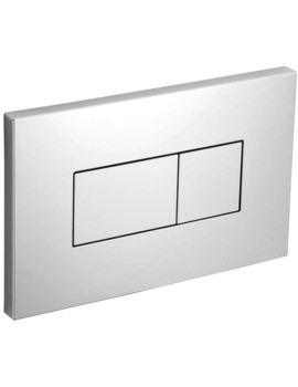 Karisma Dual Flush Plate Without Logo