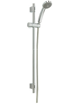 Breeze Adjustable Shower Slide Rail Kit