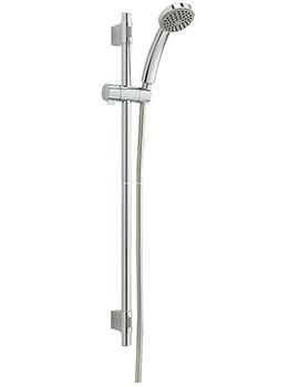 Breeze Adjustable Shower Slide Rail Kit