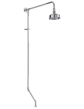 Churchmans Bath Mounted Shower Rigid Riser Kit