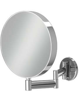 Helix Round Magnifying Mirror