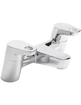 Vento Deck Mounted Bath Filler Tap