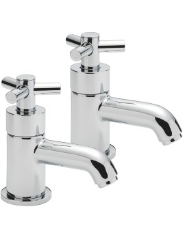 Zone Pair Of Bath Taps