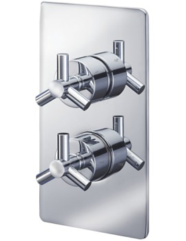 Zone Concealed Thermostatic Shower Valve
