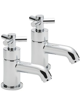 Zone Pair Of Basin Taps