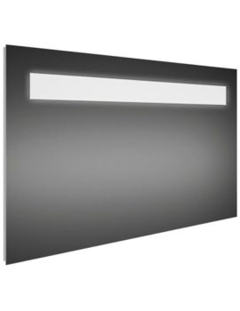 Strada 1050 x 650mm Mirror With Internal Lamp