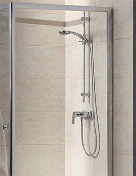 T4 900mm x 1900mm Side Panel For Shower Enclosure