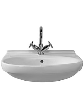 Grace 2 Tap Hole 575 x 500mm Basin - EX-DISPLAY