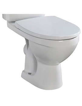 Refresh Close Coupled WC Pan Only 645mm - EX-DISPLAY