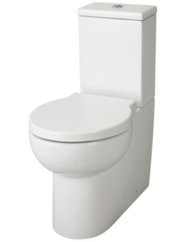 Unity Close Coupled WC With Cistern And Soft Close Seat