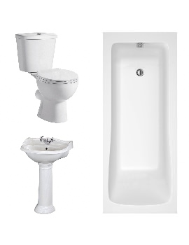 Concord Smart Bathroom Suite