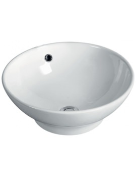 Cresto 410mm Round Vessel Basin