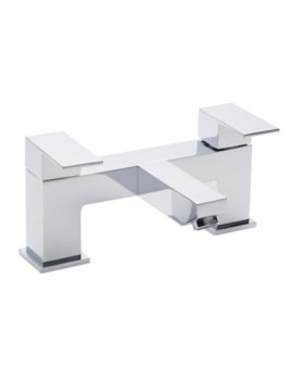 Art Bath Filler Tap Chrome