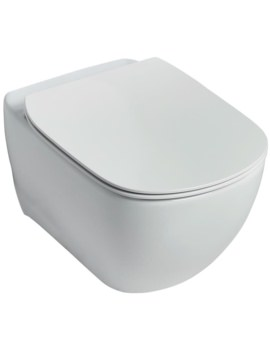 Tesi Aquablade Wall Hung WC Pan 535mm