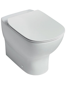Tesi Aquablade Back-To-Wall WC Pan 555mm