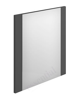 Essential Nevada 550 x 600mm Mirror Grey