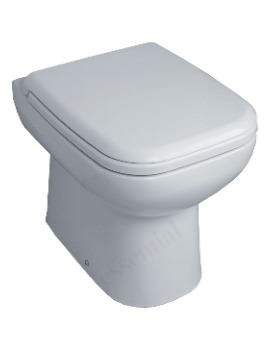 Violet Back To Wall WC Pan With Soft Close Seat