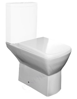 Jasmine Close Coupled WC Pan Only