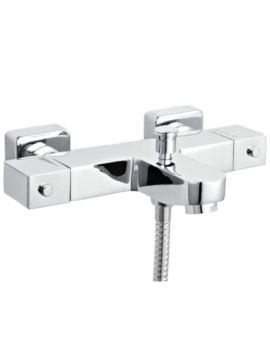 Ultra Thermostatic Bath Shower Mixer Tap