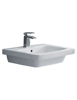 Essential IVY 550mm Basin Only With 1 Tap Hole