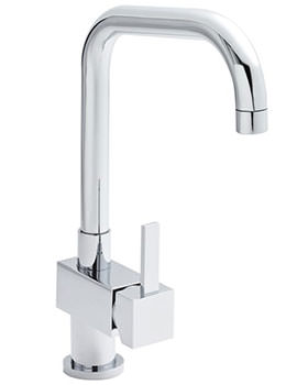 Single Lever Side Action Kitchen Sink Mixer Tap