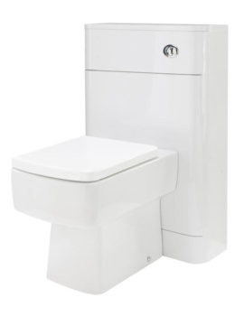 550mm Back-To-Wall WC Unit