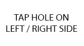 Tap Hole Position