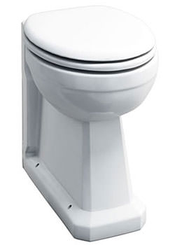Regal Back-To-Wall WC Pan 480mm