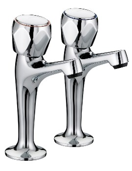 Aqva Skarra High Neck Kitchen Taps