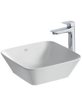 Concept Air Cube 400mm Vessel Washbasin