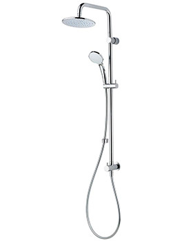 Idealrain Round Dual Shower Kit
