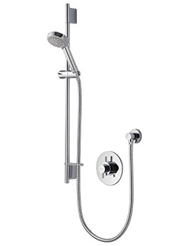 Aspire DL Concealed Thermostatic Shower Mixer Valve With Kit