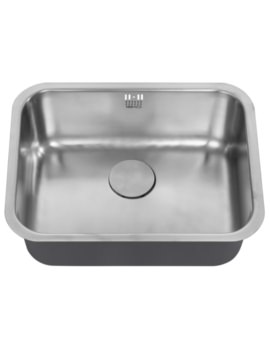 1810 Company Etrouno 550U 1.0 Bowl Undermount Sink