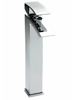 Vibe High Rise Basin Mixer Tap