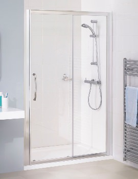 Classic 1300mm Semi-Frameless Slider Door