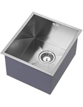Zenuno 340U Deep 1.0 Bowl Kitchen Sink