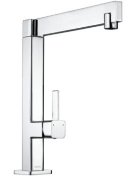 1810XXX Single Lever Chrome Kitchen Sink Mixer Tap
