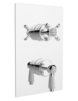 Renaissance Thermostatic Dual Control Shower Valve