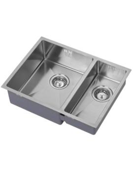 1810 Company Zenduo15 340-180U BBL 1.5 Bowl Kitchen Sink -Big Bowl Left