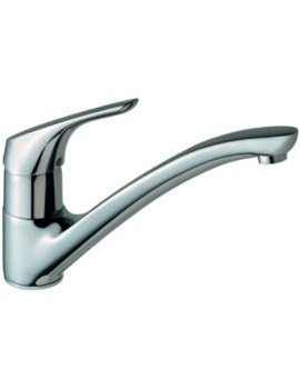Cerasprint Kitchen Sink Mixer Tap With Swivel Spout