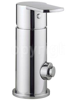 Wisp Deck Mounted Diverter Valve For Bath Filler And Handset