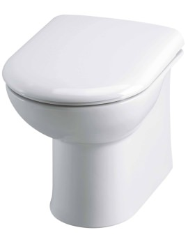 Back To Wall Pan With Soft Close Seat And Concealed Cistern