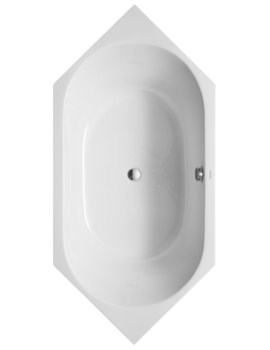 Duravit D-Code 1900 x 900mm With Support Frame