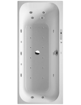 Happy D2 Built-In Bath Right Slope Combi-System E