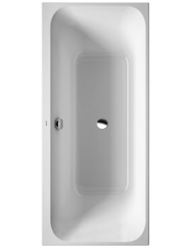 Happy D2 Built-In Bath With Support Frame