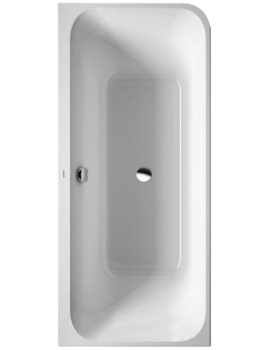 Happy D2 1800 x 800mm Bath With Panel And Frame