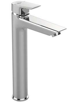 Tesi Single Lever Tall Basin Mixer Tap