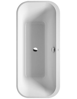 Happy D2 Lay-On 1800 x 800mm Bath With Support Frame