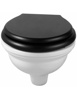 Carlyon Wall Hung White WC Pan - CR1WH01030