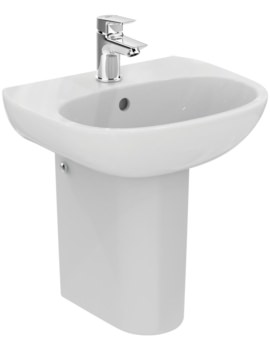 Tesi 450 x 360mm Handrinse Washbasin